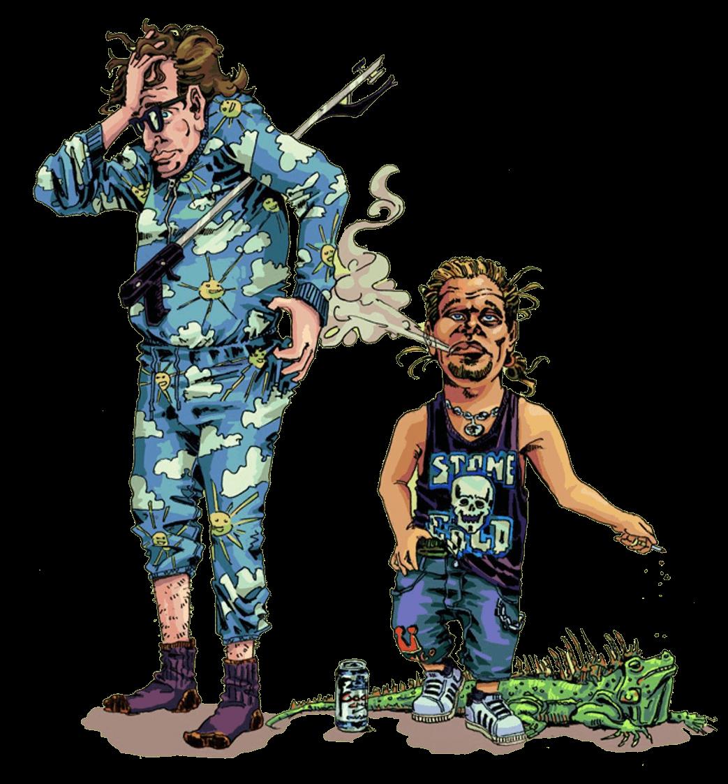 Jerry & Chet